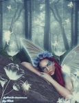 The Faerie Muse... by JoyWitchLee