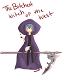 [KHR] The Bitchest Witch of the West by TheTrampsy