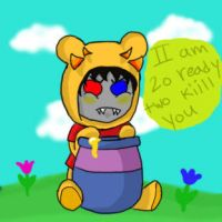 Sollux the Pooh by Axellover16