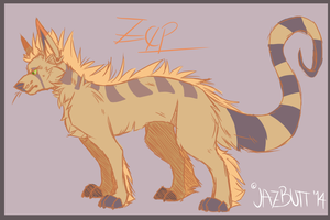 Zepl'n Body Reference by Sharkic-ii