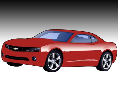 Chevrolet Camaro RS - WIP by HomeRun217