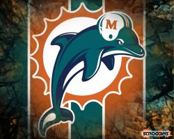 Miami Dolphins Wallpaper by ScrogginsSnapshots