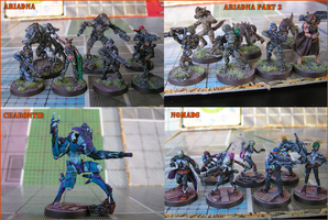 Infinity Miniatures Part 2 by kitfox-crimson