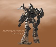 Armored Core Vector by System09