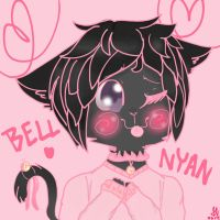 Gift| Bell -kitty anthro by the-uke-prince