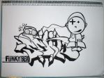 Funky Beat...Blackbook by Setik01