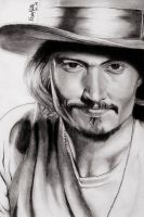 Johnny Depp by knathe25
