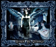 QUEEN OF DAMNED by darkmercy