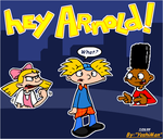 Hey Arnold by YoshiMan1118