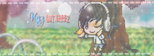 [REQUESTED] Kyz Gutierrez's Facebook Cover by CherryKokoroPromise