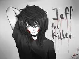 jeff the killer by 222452