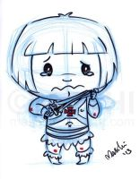 Chibi He Man by mashi