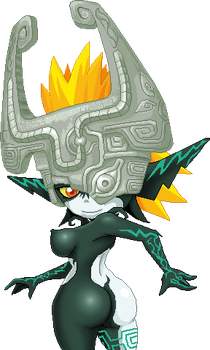Midna by Real-Warner