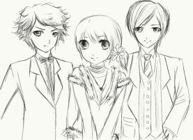 boys before flowers by fristria
