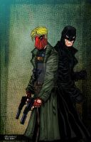 Grifter, Midnighter by pauloskinner