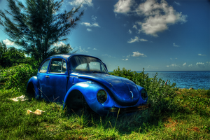Beach Buggy by shuttermonkey