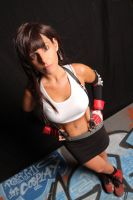 Tifa Lockhart Cosplay by LadyDaniela89