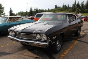 Blackened Chevelle by KyleAndTheClassics