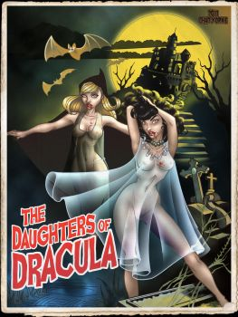 Daughters of Dracula by ChadGrimm