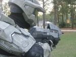 Halo Cosplay 4 - Master Chief by the-pooper