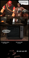 The Forgotten #1 Page 3 by Pannox