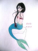 Rukia the Mermaid by yuki04