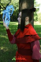 Princess Azula by keito-nyan