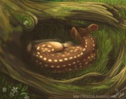 Fawn Mark by KlakKlak