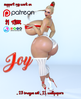 Joy Like a Lady pack by SuperTito