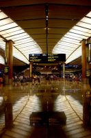 Singapore T2 Airport by LadyAngelus