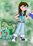 ORIGINAL Kanto Destiny With Bulbasaur by Destiny-The-Hedgimon