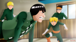 Naruto The New Era: Boruto's training by TeDeIk