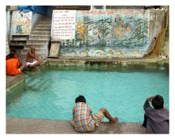 Hot Spring Water by Kanyombya