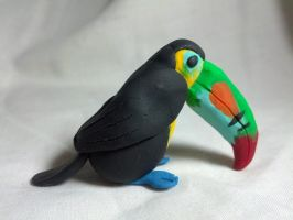 Toucan by Capitaine-Jaf