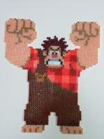 Wreck-It Ralph by thewiredslain