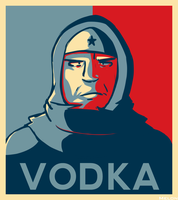 Nazi Zombies - Vodka by MelonConCarne