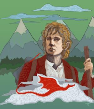 The Hobbit by Ritaylor