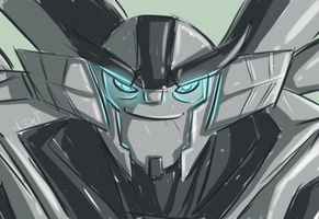 TFP: Wheeljack the Uncouth by Fulcrumisthebomb