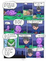 Pokemon trainer 5 ~ page 3 of 7 by MasterPloxy