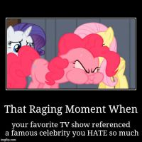 Pinkie's Rage: That Moment When... by XxMisery-SeverityxX
