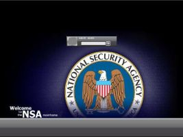 National Security Agency Logon by freddiemac