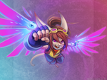 Let Loose. Don't Break. OVERDRIVE! by RinTheYordle