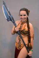 Slave Leia Cosplay (2) by masimage