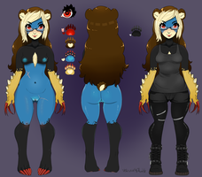 Aoa Reference sheet by Vetisx