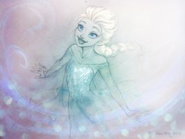 Frozen - Elsa by fantazyme