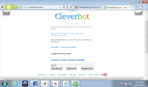 MOST EPIC CLEVERBOT EVER by Iamlayla