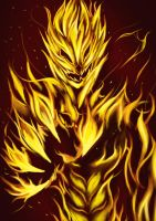 fire elemental by semperfy