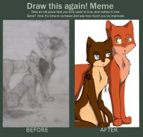 Before and After Meme by Fernsway