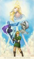 SKYWARD SWORD by MajoraEmpress