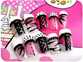 nail art. by funlvr